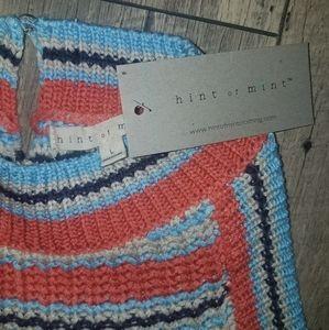 hint of mint Tops - BOGO Hint of Mint knit sleeveless crop top